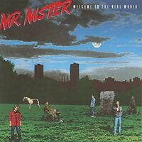 MR.MISTER - WELCOME TO THE REAL WORLD (LIM.COLLECTOR'S EDITION)  CD NEW!