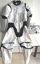 Disney Store Stormtrooper Costume Size 11/12 with Mask