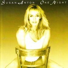 SUSAN ANTON - One Night - CD - **LIKE NEW**