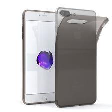 ULTRA Slim Cover per Apple iPhone 8/7 Plus Case in TPU Custodia in Silicone Antracite