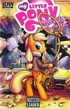 My Little Pony Walking Dead Signed Exclusive 19 comic Agnes Variant Zombieleader