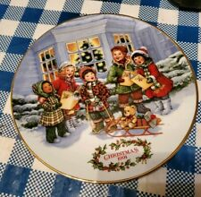 Perfect Harmony 1991 Avon Collector Plate Cp3
