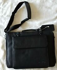 Sony Vaio Leather Laptop bag carrying on