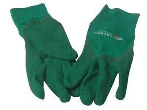 TOWN AND COUNTRY MASTER GARDENER GARDENING GLOVES MENS LARGE SIZE TGL 429
