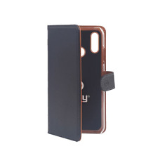 CELLY WALLY CASE HUAWEI P SMART 2019 BLK