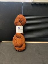 The Periwinkle Sheep Delirium Merino Wool/Yak/Nylon Blend In Tiger Lily