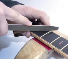 GuitarTechs SMOOTH CORNER FLAT FILE Fret Dressing / Bevel Guitar Luthier Tool