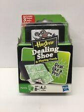 Hasbro Dealing Shoe & Playing Cards New Card Dispenser