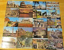 20 Rome Postcards