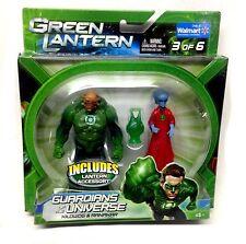 "DC Comics GREEN LANTERN KILOWOG & RANAKAR 3.75"" figures set , Justice league"
