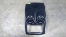 Nissan Rogue S 2013 13 Radio Bezel With 2 Center Vents 48273