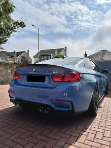 BMW F32 F33 F36 OLED CS GTS Style Rear Tail Lights 4 Series 420 425 430 435 440