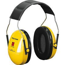 Gehörschutz 3M Kapselgehörschutz Arbeitsschutz OPTIME 1 Gelb SNR 27dB NEU TOP