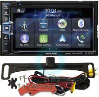 "Alpine INE-W970HD 6.5"" Car Stereo Navigation GPS Receiver and Backup Camera Kit"