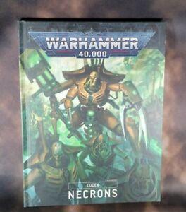 Codex: Necrons 9th Edition!  Warhammer 40k
