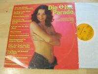 LP Die Tempo Hit Parade Schlager Tränen lügen nicht Vinyl Tempo LP 5017