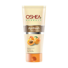 Oshea Herbals Aprifresh Apricot Scrub 120g Deep cleanses and exfoliates the skin
