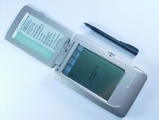 Canon ZX-10 Vintage PDA AAA battery 1998 Fully Functional Pocket Organizer Clean