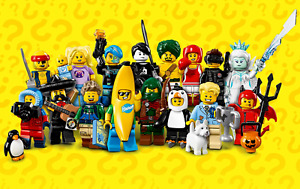 Lego Collectable Minifigure Series 16 71013 - Choose Your Figure