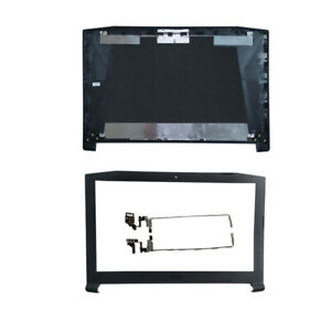 LCD Back Cover/Bezel/Hinges For Acer Nitro 5 an515-41 an515-42 an515-53 N17C1