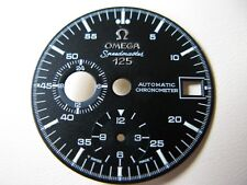 Nos Omega Speedmaster 125 (caso Nº 178.0002) tritrium Dial-muy Raro!!!
