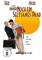 JACK LEMMON,WALTER MATTHAU - IMMER NOCH EIN SELTSAMES PAAR   DVD NEU