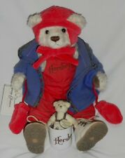 Collectible L/E Hershey's Set of Plush Bear with Smaller Bear and Mug