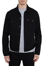 Levi's Men's The Trucker Denim Jacket Standard Fit Color Black Size 2xlarge 2xl