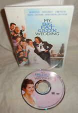 MY BIG FAT GREEK WEDDING--NIA VARDALOS--JOHN CORBETT--MICHAEL CONSTANTINE--DVD