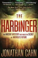 The Harbinger by Jonathan Cahn paperback FREE SHIPPING *ancient secret mystery*