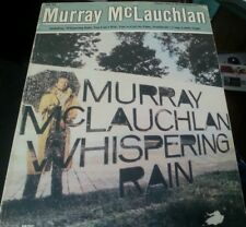 Whispering Rain -- Piano/Vocal with Guitar Chords Sheet music Murray McLauchlan