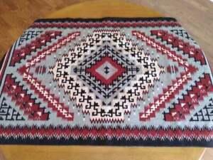 Genuine Navajo Native American Rug