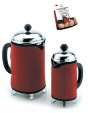 Caffettiere pressofiltro rosso