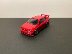 Hot Wheels Volkswagen Jetta MK3 (Car Culture: Modern Classics/Red/2020)