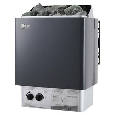 More details for 6kw electric sauna heater indoor home spa steam room sauna stove with 16kg rocks
