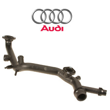 For Audi A4 A6 Quattro Coolant Water Distribution Pipe Connects Cylinder Heads