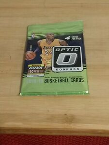 18-19 Donruss Optic Basketball Retail Pack