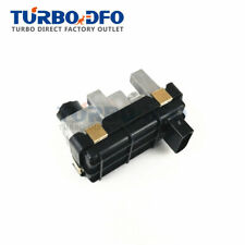Turbo electronic actuator G-82 767649 6NW009550 for Audi A6 A8 Q7 3.0 TDi 2011-