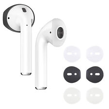 Silicone Antislip Earphone Ear Tips Buds Cover For Apple AirPods Earpods