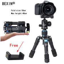 Portable Flexible Travel Tripod Tabletop Mini Tripod with Ball Head For Camera