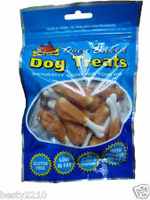 LAZY BONES Gluten Free Rawhide Chicken Leg Dog Treats Naturally Good Dog Chews