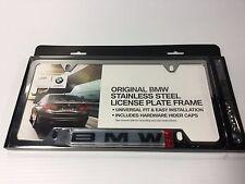 BMW Polished License Plate Frame 82120010395