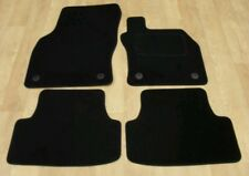 VW Golf MK7 (2013-on) Fully Tailored Car Mats Black