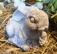 Latex rabbit mold plaster concrete casting mould
