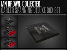 Ian Brown Deluxe Boxset Collected CD Vinyl,DVD,BOOK,PRINTS,certificate SIGNED
