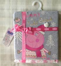 Ladies Peppa Pig Mummy Pig Its Cold Outside Christmas Pyjamas/PJ's/Sleepwear ~ 6