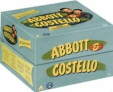 Abbott and Costello Collection 5050582449570 DVD Region 2 P H