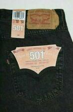 100% Cotton 501 Levi's Men's Original Fit Jeans: 005012942