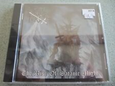 CRUEL FORCE The Rise of Satanic Might CD NEW/SEALED Holycaust