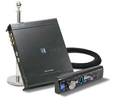 New listing Alpine Pxa-H800 Car Audio Sound Processor Dsp + Rux-C800 Remote Commander Xint!